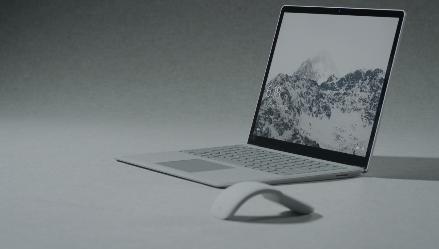 Microsoft Surface | Craftsmanship